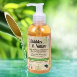 Bubbles & Nature pasji šampon za crno dlako