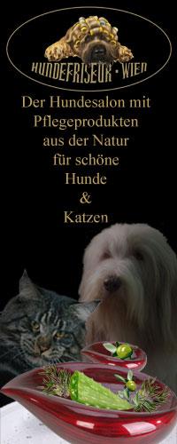 Hundesalon & Hundefriseur, Eingang Schweglerstraße 56, 1150 Wien Tel: 0699/13110676